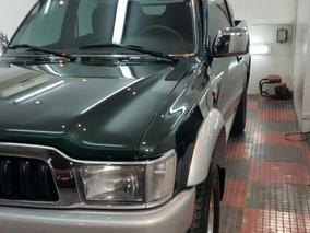 Unica Toyota Hilux 3.0 D/cab 4x4 Srv Lim P/4