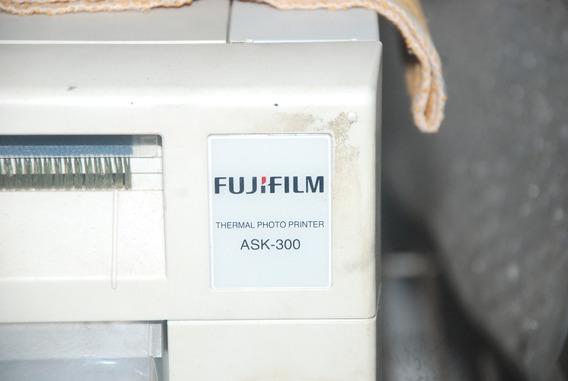 Impressora Fotográfica Ask300 (funcionando Perfeitamente)