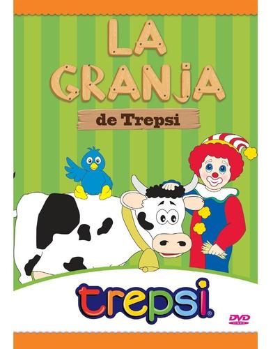 Dvd Compacto Musica Infantil Niños La Granja De Trepsi