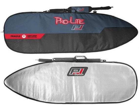 Capa De Viagem Para Prancha De Surf 6,3 Hard Core Prolite