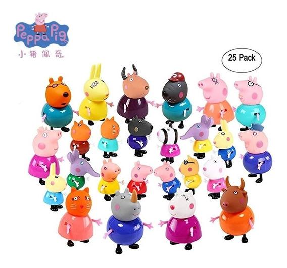 Familia Peppa Pig Mercadolivre Com Br