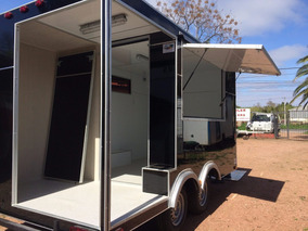 Trailers Para Gastronomia/ Food Trucks