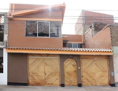 Se Vende Casa De 2 Pisos 4 Dormitorios + 4 Baños