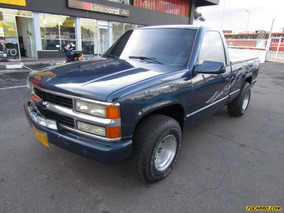 Chevrolet Cheyenne C1500 [fleetside] At 5700cc 4x2
