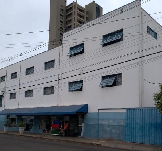 Prédio Comercial - Térreo + 2 Andares - Estado De São Paulo
