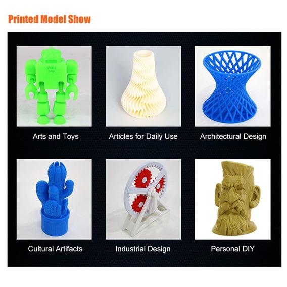 Prêmio Abs 1,75 Milímetros Filamento Printer 3d Printing M
