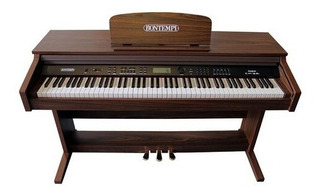 Piano Digital 88 Teclas 7 Octavas Bontempi - Envío Gratis