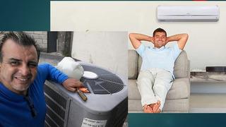 Aire Acondicion Inverter Oficina Casa Residenciales Heredia*