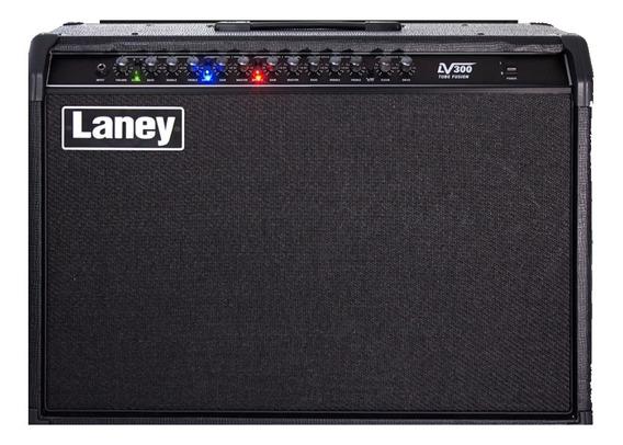 Amplificador Guitarra Electrica Laney Lv300t Lv Tube 2x12¨
