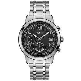 Relógio Guess Masculino Prata 92680g0gdna3