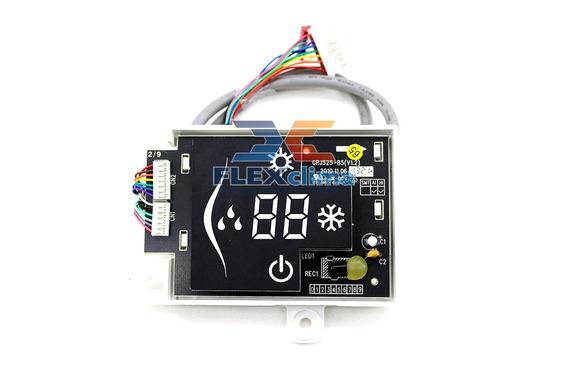 30565088 - Placa Display Evaporadora Original Gree