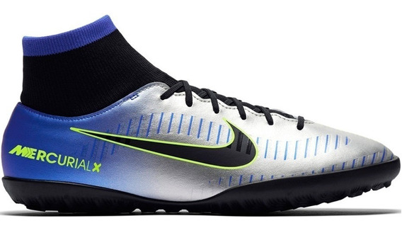 Chuteira Nike Mercurial Victory 6 Vi Df Tf Society Botinha