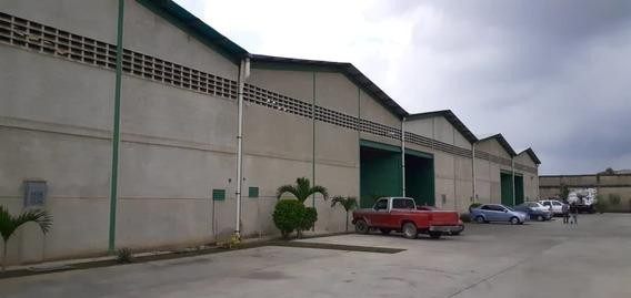 Alquilo Galpon 600 Mts Ubicado Zona Industrial Carabobo Vale