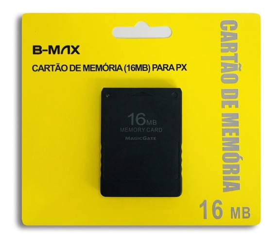 Memory Card 16mb Para Ps2
