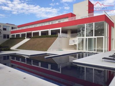 Casa Residencial À Venda, Condomínio Fechado, Atibaia. - Ca3270