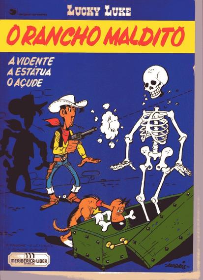 Hq Lucky Luke O Rancho Maldito Com Frete Grátis