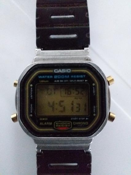 Relógio G Shock Original Casio Antigo Série Ouro 901 Dw 5600