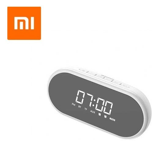 Rádio Relógio Xiaomi Baseus Bluetooth - Produto De Vitrine
