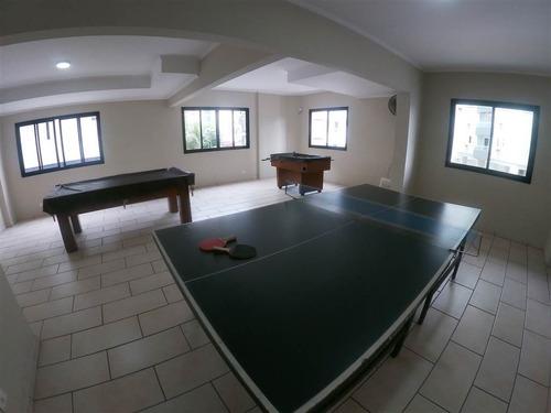 Apartamento - Venda - Guilhermina - Praia Grande - Arj243