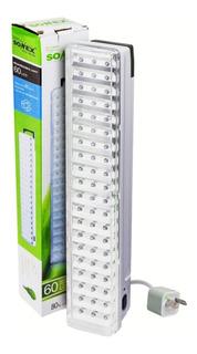 Luz De Emergencia 60 Led Linterna Recargable - Factura A / B