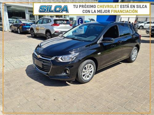 Chevrolet Onix Lt 2021 Negro 0km