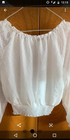 Camisola Blanca Hym
