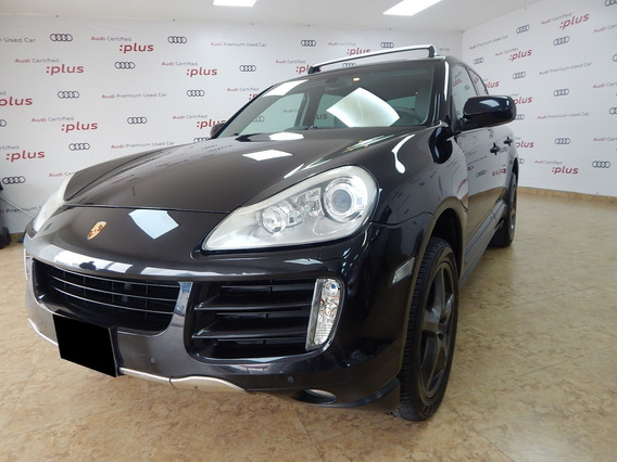 Porsche Cayenne 2008 3.6 V6 Tiptronic At