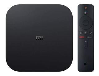 Xiaomi Mi Box S 4k Android Tv Caja Sellada Original Envio