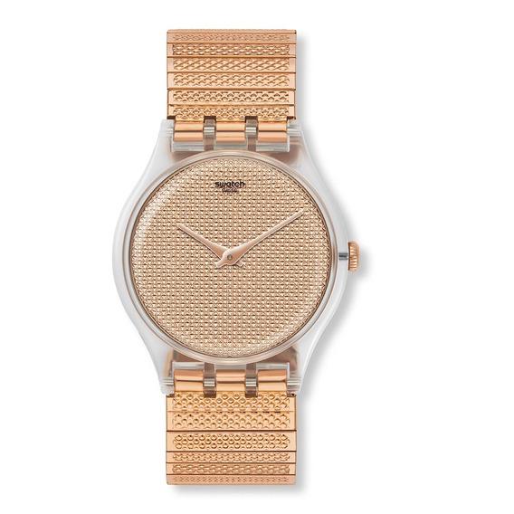 Relógio Swatch Poudreuse Suok134b