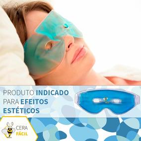 Máscara De Gel Para Olhos Anti Olheiras, Edemas E Relaxante