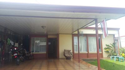 Se Vende Casa Santa Barbara San Pedro Heredia (rebajada)