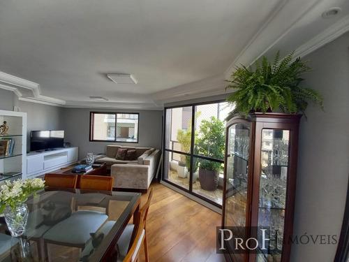 Imagem 1 de 14 de Apartamento 175m² 3 Suítes E Lazer Completo - R$ 967.000,00