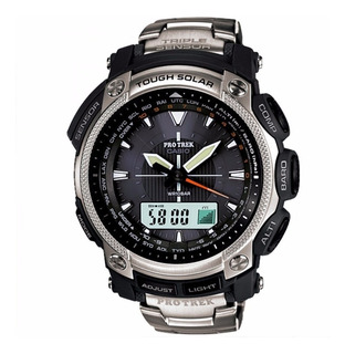 Reloj Casio Pro Trek Prg-505t-7d Originales Local Belgrano