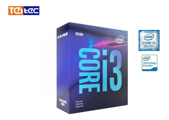 Desktop I3-9100 / 8 Gb Ram / Ssd 240gb / Win 10