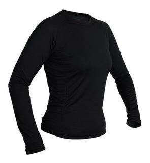 Remera Camiseta Termica O Pantalon Termico De 1º Piel Dama