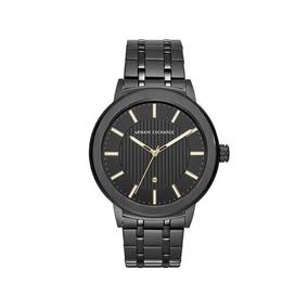 Relógio Armani Exchange Masculino Madoox Preto Ax1465/1pn
