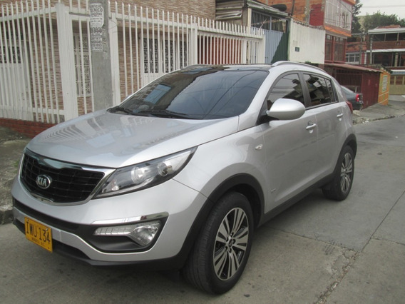 New Kia Sportage Revolution Summa.2016