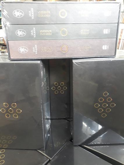 Box 3 Livros Trilogia O Senhor Dos Anéis