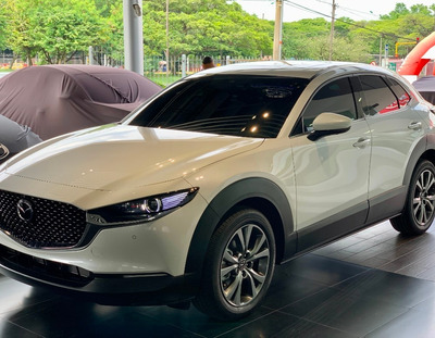 Mazda Cx30 Grand Touring Lx Awd 2.5l Blanco | 2021