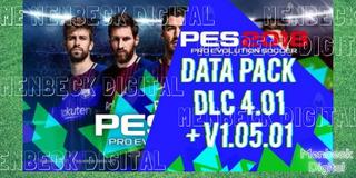 Parche Pes 2018 Superliga Ps3 Temp 2019 2020 +datapack 4.01