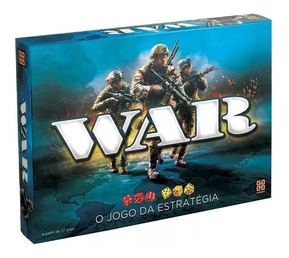 Jogo War Grow - Jogo Da Estrategia - Original