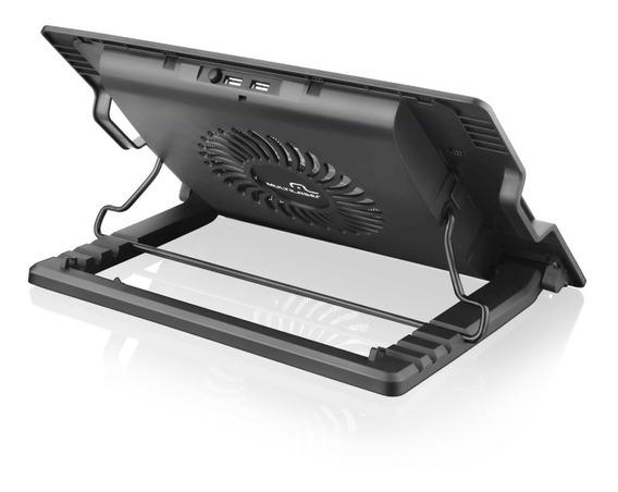 Notepal Vertical C/ Cooler P/ Notebook Multilaser | F/gratis