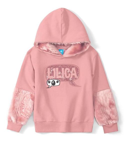 Blusão Lilica Ripilica Infantil - 10111008i