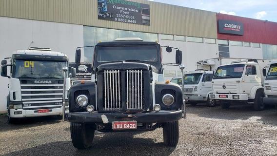 Scania 111 1980 4x2