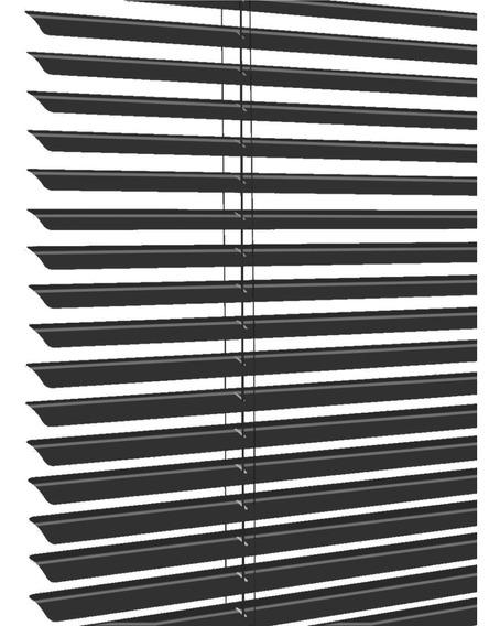 14 Persianas Horizontais Alumínio 25mm 1,48x1,20m 1,95x1,20m
