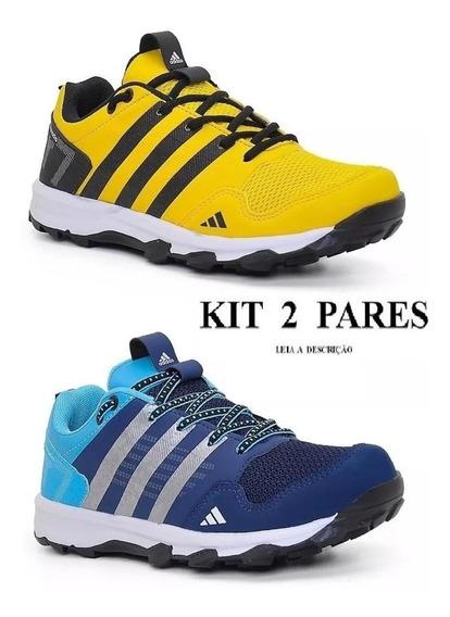 Tênis adidas Kanadia Trail - Masculino - Brinde