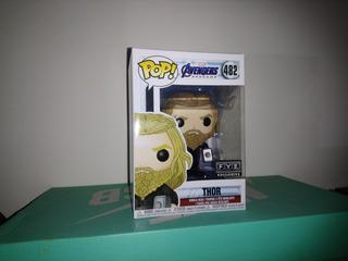 Thor Funko Pop Avengers Endgame Exclusive Fye