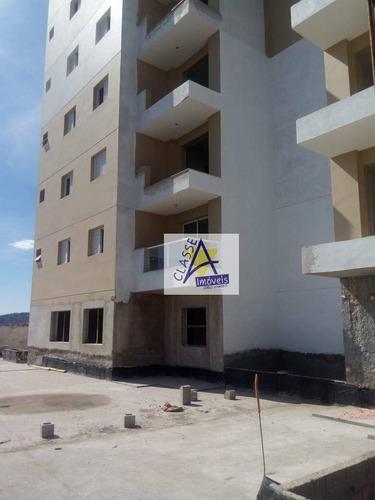 Imagem 1 de 4 de Apartamento À Venda, 76 M² Por R$ 360.000,00 - Vila Guarani - Mauá/sp - Ap0657
