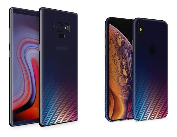 Skin Geo Lines Apple Samsung Huawei Lg Sony Xiaomi Etc