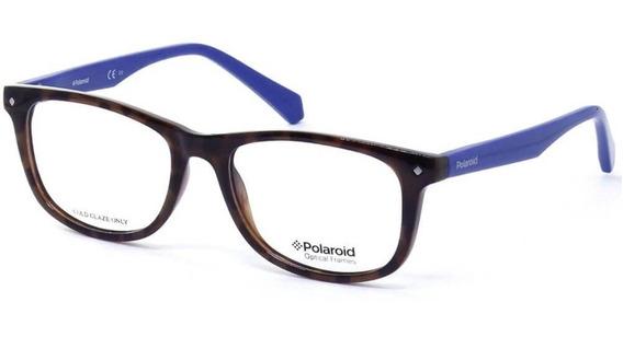 Polaroid Kids Pld D813 Ipr 48 - Havana/azul